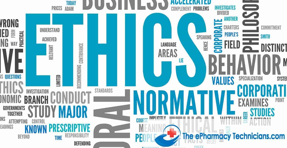 Ethics in Pharmacy Tech