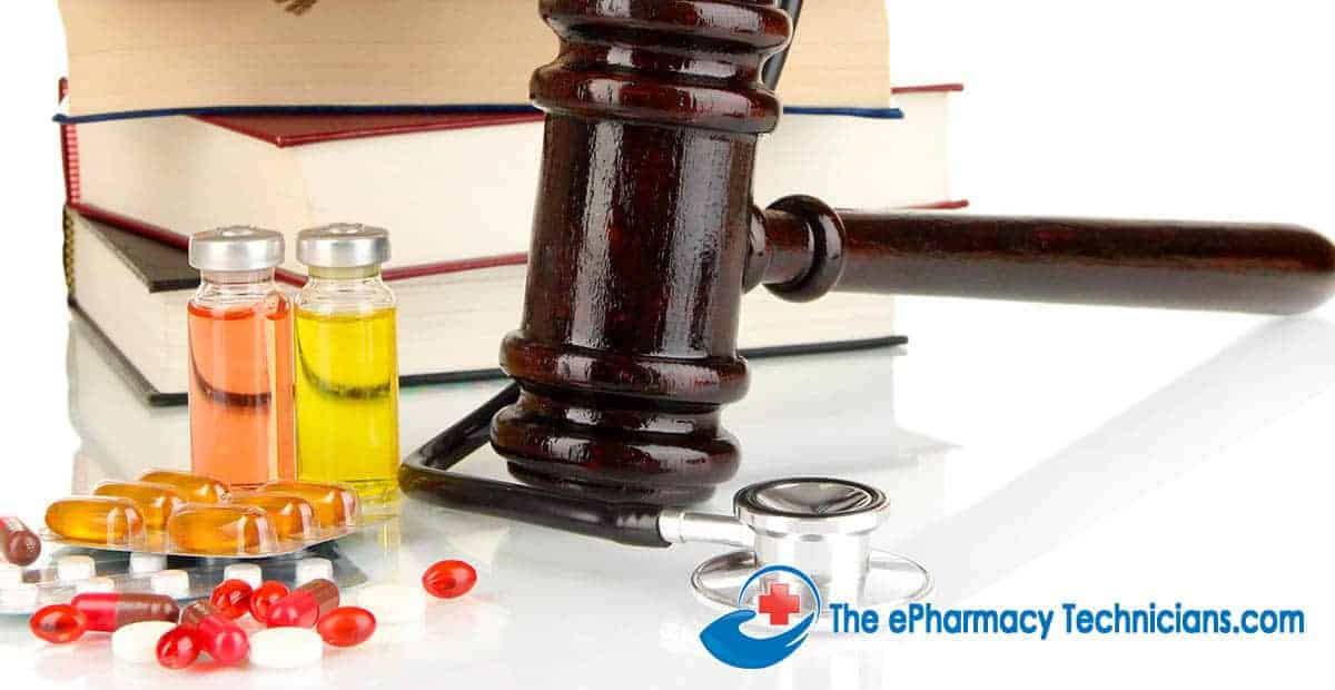 Laws Governing Pharmacy Technicians Practice
