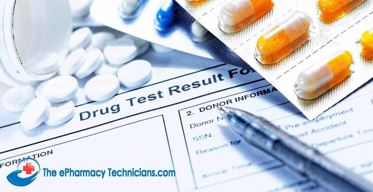 Pharmacy Technician role in drug study